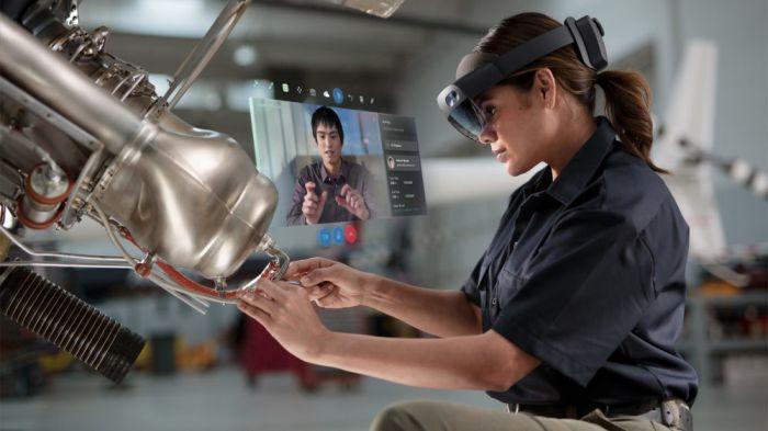 HoloLens by Microsoft : la réalité mixte au service des entreprises