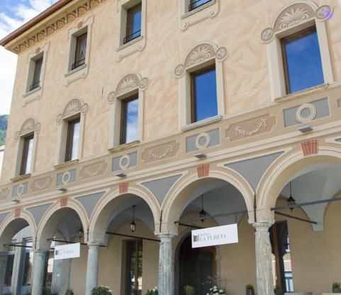 La Tureta: nouveau boutique hôtel pour petits séminaires en Suisse Italienne