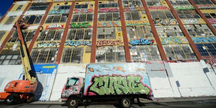 6,7 millions de dollars pour des street-artists new-yorkais
