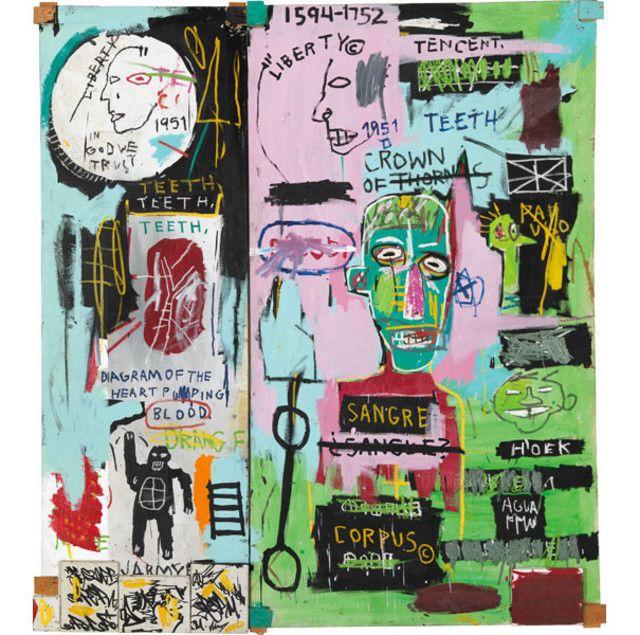 Egon Schiele et Jean-Michel Basquiat réunis pour une exposition alors que tout semble les opposer