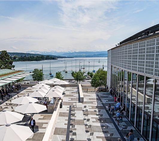 Entièrement rénové, le Zürich Convention Center revient dans la course