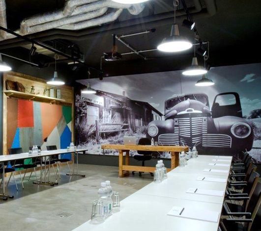 8 salles de réunions insolites en Suisse