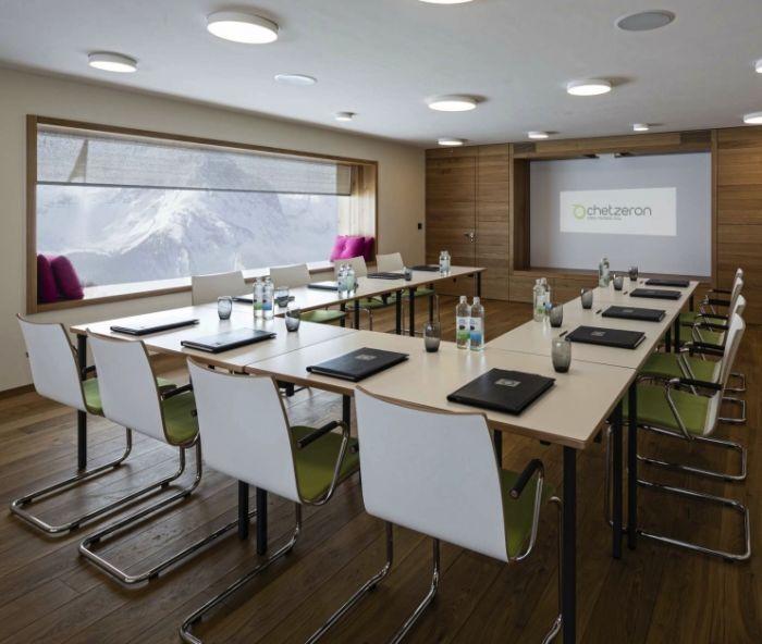10 hôtels pour séminaire en petit comité