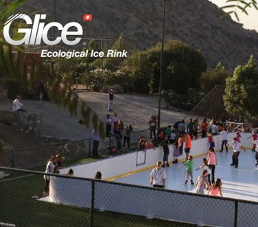 Glice®, la patinoire écologique Zéro Energie : de nouvelles perspectives pour vos événements