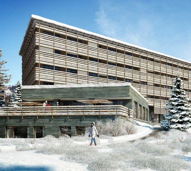 La chaîne Ameron ouvre son premier hôtel de montagne, à Davos en Suisse.