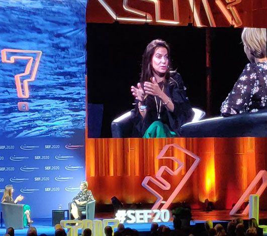 On a parlé événementiel au Swiss Economic Forum !