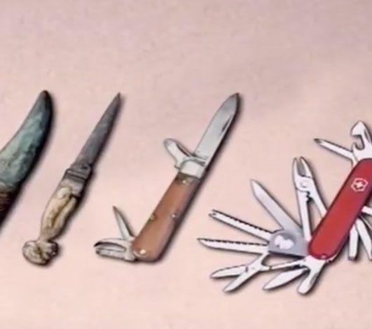 Tout ce que vous avez toujours voulu savoir sur le couteau suisse Victorinox...