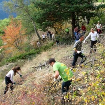 Dans les parcs naturels suisses, le team building a un effet durable