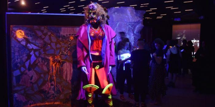 Rammellzee exposé à New York