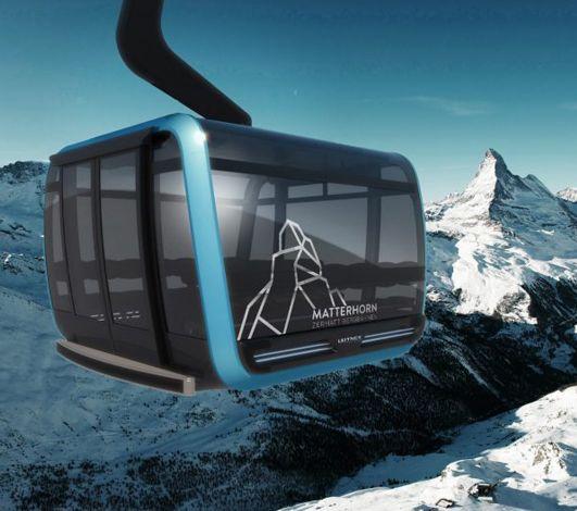 Matterhorn Glacier Ride : Quand Swarovski événementialise votre ascension.