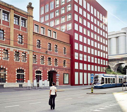 Je révise mon Suisse#9 – Zurich, des friches industrielles au service de l'évènement