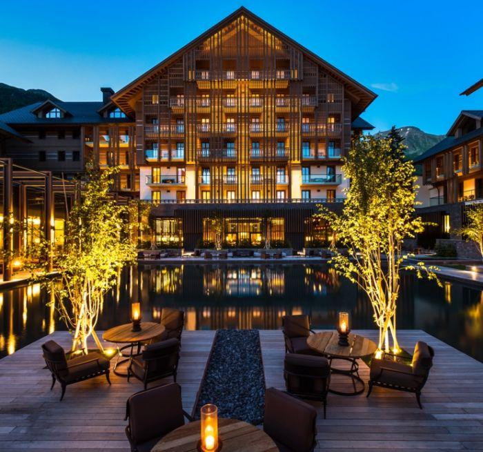 The Chedi Andermatt, meilleur hôtel de l'année selon Gault&Millau