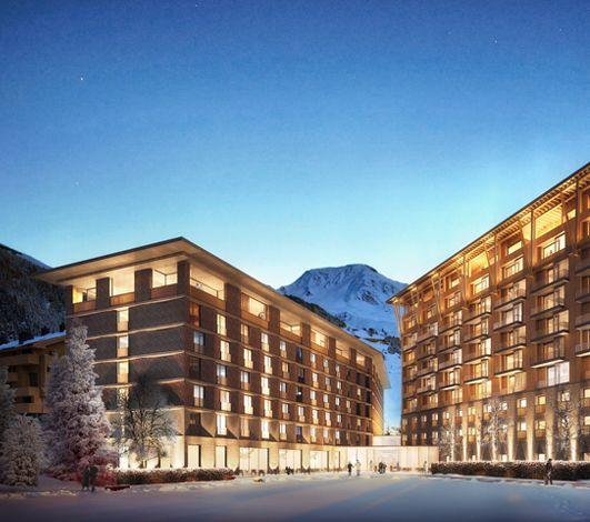 Ouverture du Radisson Blu Reussen à Andermatt, 1er hôtel du groupe dans les Alpes suisses