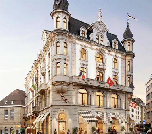 Märthof Hôtel : une nouvelle expérience au cœur de Bâle dans un bâtiment historique