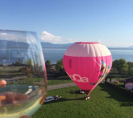 La montgolfière, une expérience mémorable à décliner en mode évènementiel