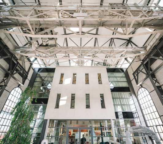 Avec l'Inox Hall, Vevey gagne un lieu d'évènement atypique