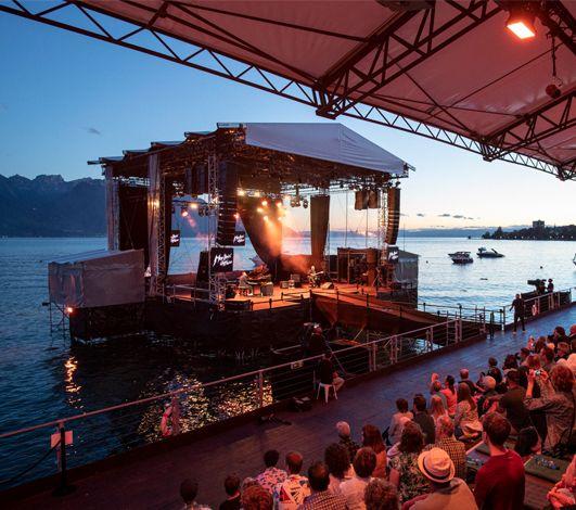 Le Montreux Jazz Festival, un événement iconique qui se réinvente