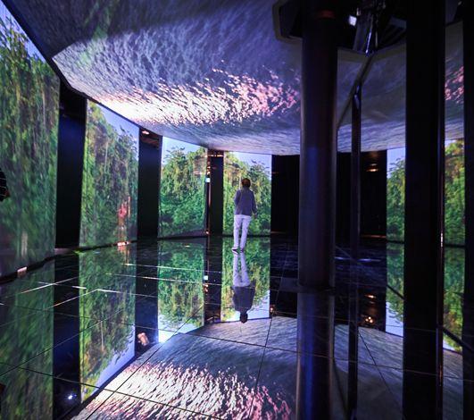 Aquatis à Lausanne : ouverture du plus grand Aquarium-Vivarium d'eau douce en Europe
