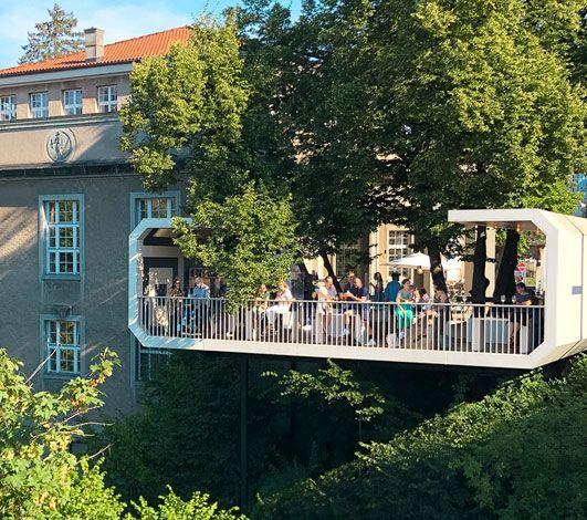 7 nouveaux rooftop bars en Suisse à privatiser