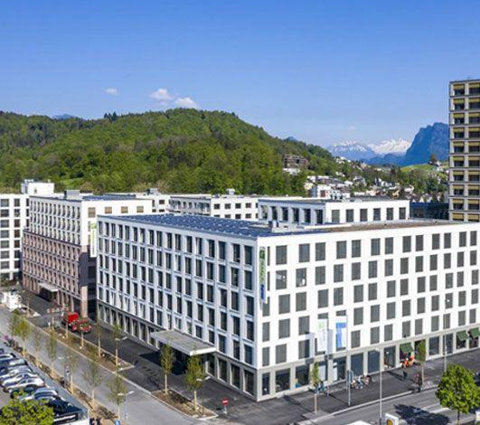 Holiday Inn Express Lucerne, un nouveau bon plan pour les séminaires ou incentives