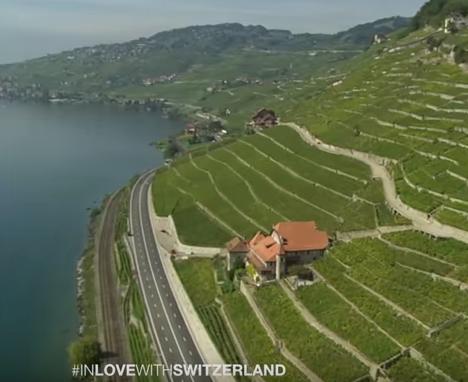 J'adoore la Suisse !!