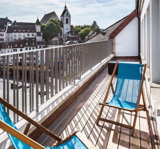 Motel One s'implante en Suisse avec l'ouverture d'un 1er hôtel à Bâle