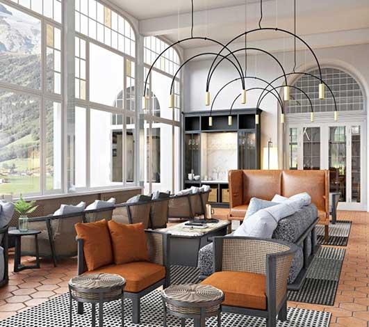 Ouverture Kempinski Palace Engelberg : l'émergence d'une offre Mice haut de gamme