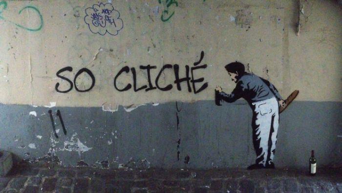 Artualité : Banksy en résidence à Paris ?