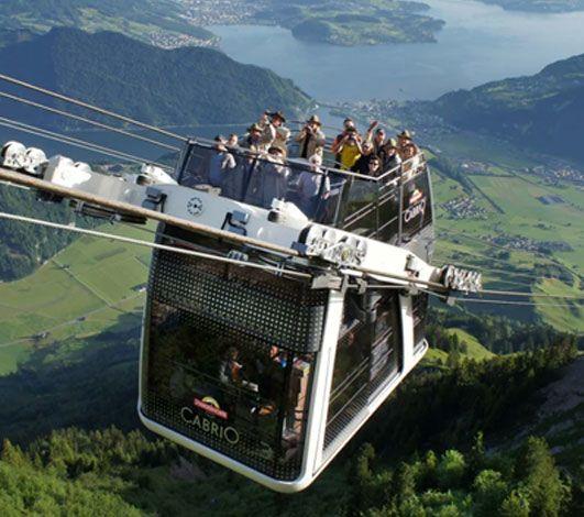 L'expérience suisse ne s'imagine pas sans les transports publics