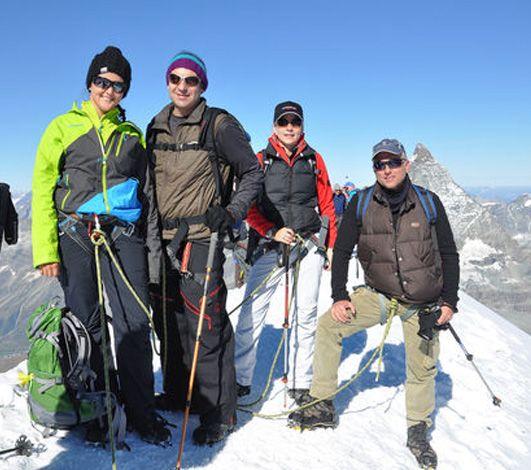 Que la montagne est belle, pour vivre une expérience collaborative !