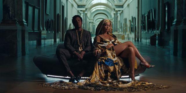 Beyoncé et Jay-Z au Louvre
