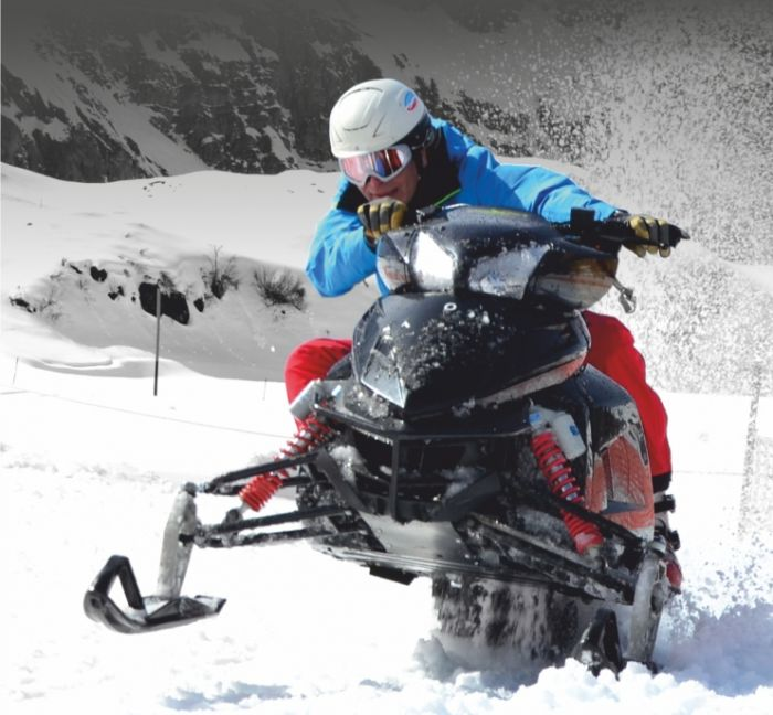 SnowXpark ou comment faire des sports mécaniques en respectant la nature…
