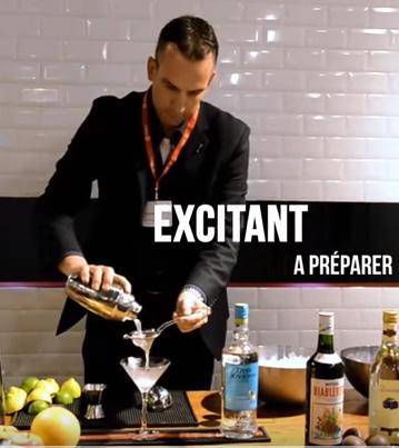 L'atelier cocktail ou l'art de devenir un bon mixologue…