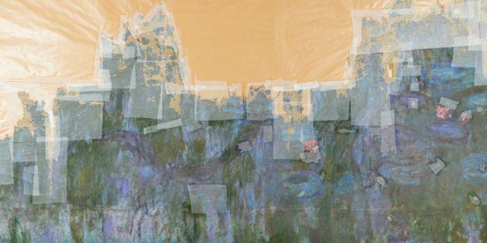 Une oeuvre de Monet de retour au Japon