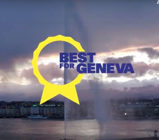 Best for Geneva : Un programme pionnier pour fédérer autour de la RSE