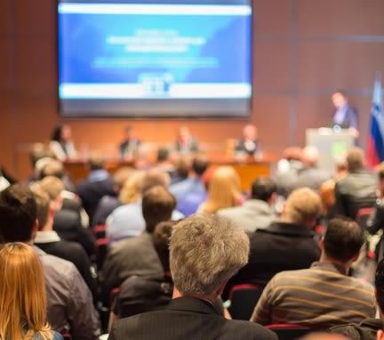 Julien Carlier en intervention à la Convention Nationale 2015 de l'AFECP.