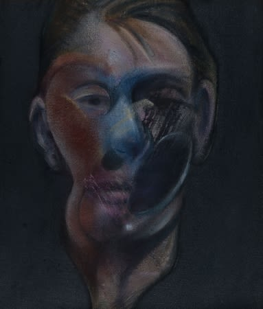 Autoportrait de Francis Bacon
