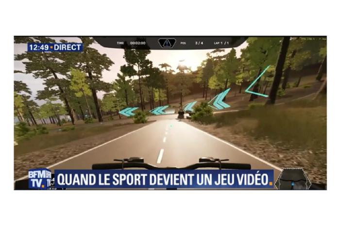 Kettler transforme le sport en jeu vidéo !