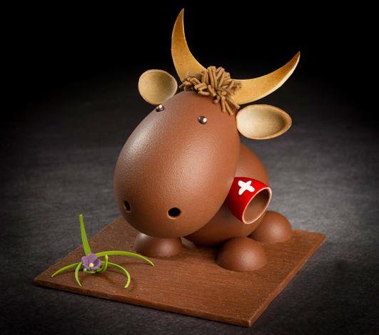 Les bienfaits du chocolat…suisse