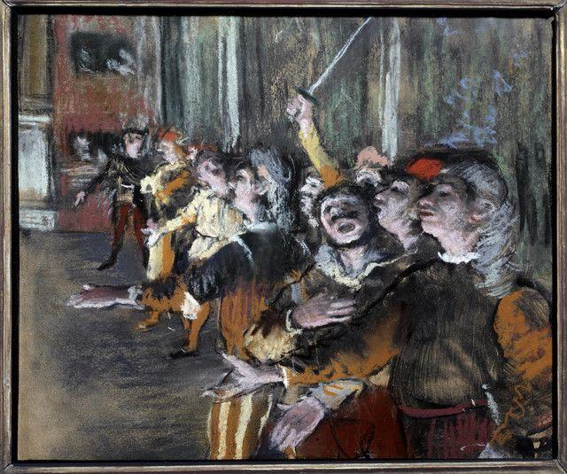 Un tableau de Degas volé vient d'être retrouvé
