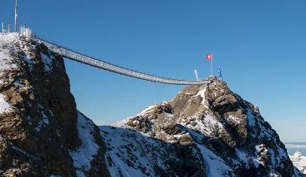 Peak Walk: «La vue que l'on a de là-haut est incroyable!»