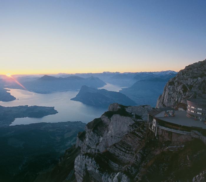 Séminaires avec vue #1 Pilatus Lucerne, des perspectives à 360° et une découverte en 3D