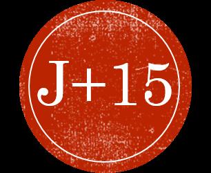 J+15 : diffusion sur les réseaux sociaux
