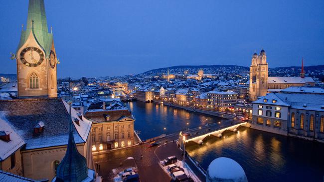 Zurich overview