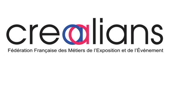 Logo - Crealians - LéCOLE - Associé
