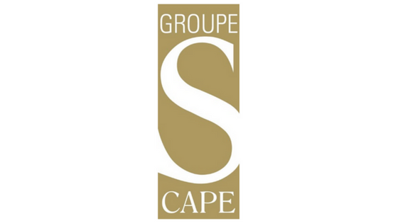 Logo - SCAPE - LéCOLE - Associé