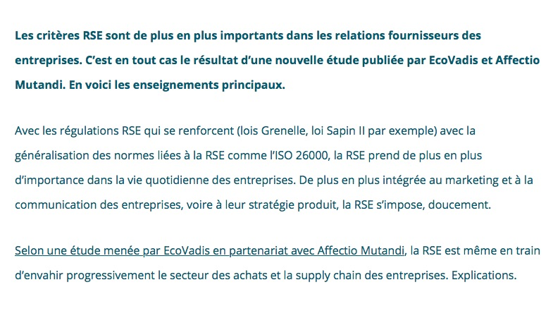 RSE relations fournisseurs preview article