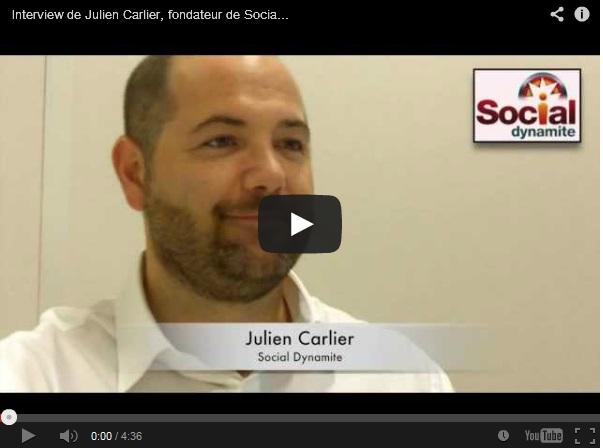 Interview de Julien Carlier sur Consonaute