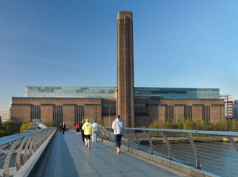 Tate Modern and Contemporary art