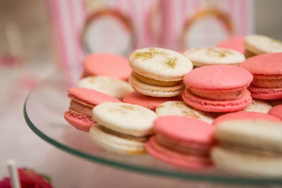 Macarons - Carissa's Wedding